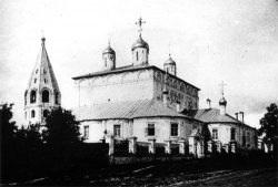 Введенский собор нач. ХХ века