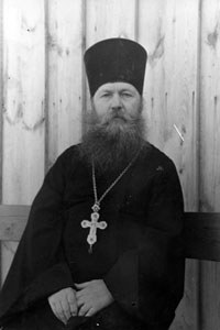 протоиерей Борис Зароастров