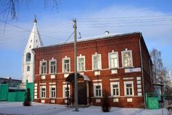 Здание Воскресной школы Введенского кафедрального собора