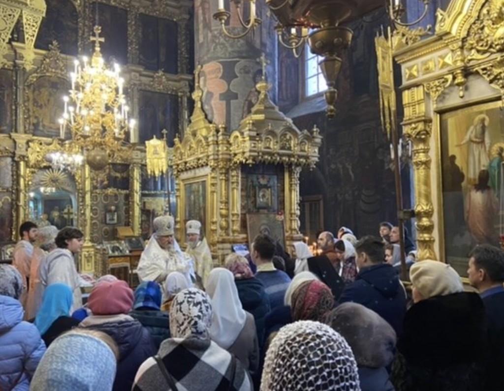 Введенский кафедральный собор г. Чебоксары   Чувашская ...